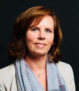 Trudy van der Maas (penningmeester)
