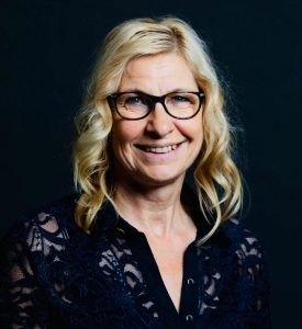 Berna Hazeleger (voorzitter)