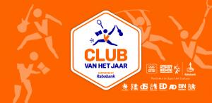 Club van het jaar 2019!