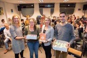 G-Band Wint Club van het Jaar Veenendaal!